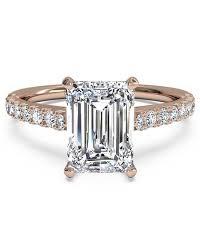 emerald cut engagement rings emerald cut engagement rings