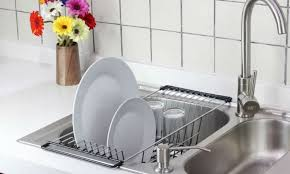 Best Dish Drainers  Reviews  Top Selling Brands - Kitchen sink plate drainer
