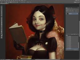 how to emulate oil painting with your computer muddy colors
