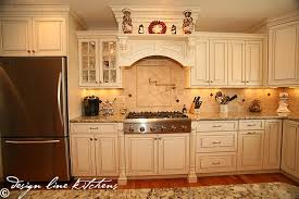 Staggered Cabinets Traditionl Staggered Height Cabinets Brick Nj By Design Line Kitchens