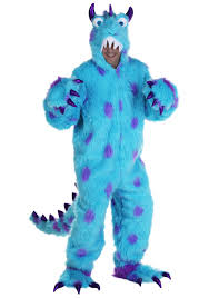 Size Halloween Costumes Men Size Sullivan Monster Costume Size Halloween