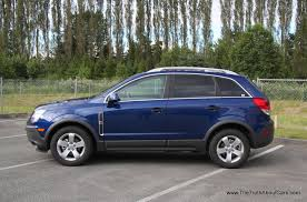 rental car review 2012 chevrolet captiva sport the truth about cars