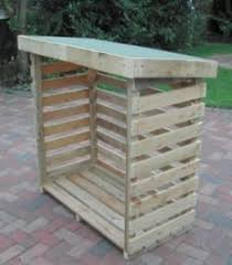 Diy Firewood Rack Plans by Free Firewood Rack Plan Build It For 42 Including Lumber