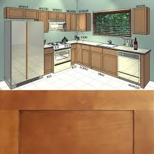 10x10 kitchen cabinets group sale newport series