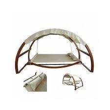 hammock swing bed outdoor 3 triple patio deck hammock swing bed