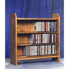 unfinished cd rack wayfair