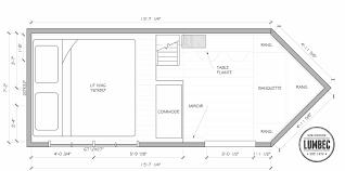 the prototype tiny house lumbec the prototype