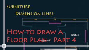 Draw Simple Floor Plans by Autocad 2d Basics U2013 Tutorial To Draw A Simple Floor Plan Fast And