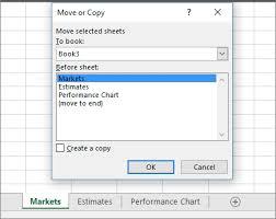 move or copy worksheets or worksheet data excel
