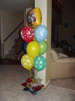 balloon delivery charlottesville va event balloon decorations northern va balloon party decorations