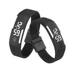 bracelet digital watches images Waterproof new fashion popular durable male feamle sport watch jpg