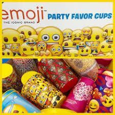 favor cups emoji party favor cups emoji party supplies janet flickr
