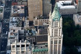 top floors of woolworth building to be remade as luxury apartments