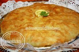 cuisine marocaine en pastille avec trid en vidéo بسطيلة بالتريد recette marocaine