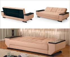 a convertible sofa bed nice inclusion to a small living room we