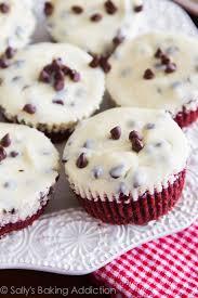 mini red velvet cheesecakes sallys baking addiction