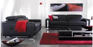 canapé mobilier de mobilier de canapé cuir intérieur déco