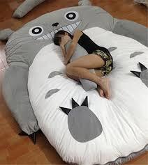 My Neighbor Totoro Single Sofa My Neighbor Totoro Bed Set Totoro Bed And Bedding