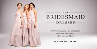 bridesmaid dresses for the bridal kleinfeld hudson s bay - Kleinfeld Bridesmaid