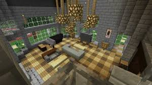 Minecraft Bathroom Ideas Minecraft Furniture Guided Mansion Tour Part 3 Youtube