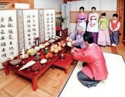 korean thanksgiving pray relax give thanks efundsplus