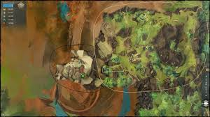 Gw2 World Map by Inventory Full Opening The Gates Of Maguuma First Impressions Gw2
