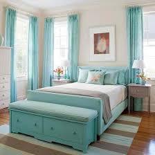 chambre et turquoise la déco en bleu turquoise floriane lemarié
