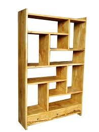 furniture home bookcase room divider white design modern 2017