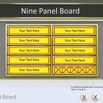 powerpoint game show template powerpoint template a friendly
