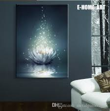 2017 led lights wall canvas spray painting light up framed