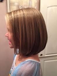 shoulder length bob haircuts for kids little girls haircut from long locks to shoulder length bob