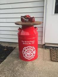 firefighter home decorations perfect way to display firefighter letter photos with a pike pole