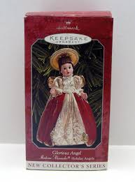 hallmark madame ornament keepsake collectors