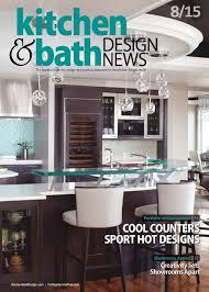 kitchen and bath design magazine splash featured in national magazine article u2014 splash kitchens u0026 baths
