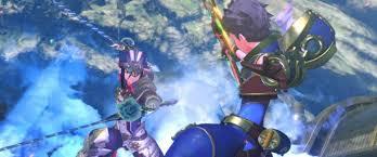 Seeking Trailer Swipe Left E3 2017 Xenoblade Chronicles 2 Seeks Elysium In New Trailer And