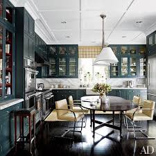kitchen cabinets what color table painted kitchen cabinet ideas architectural digest