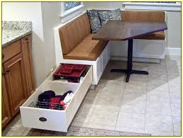 Awesome  Corner Kitchen Nook Set With Storage Design - Booth kitchen tables