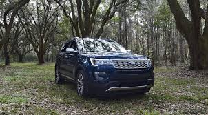 Ford Explorer Build - 2017 ford explorer platinum 4x4 hd road test review