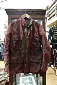 leather apparel 7 best style 50s images on pinterest wax belstaff and black