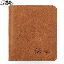 Sho Wallet dante high quality wallet fashion genuine leather 2 fold