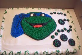 3 layers ninja turtles cake ideas 35115 ninja turtle cake
