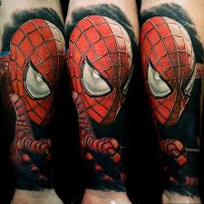 25 amazing spider man tattoos tattoo map com everything about