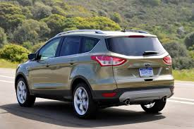 Ford Escape Recall - 2013 ford escape recalled for the third time since july again for