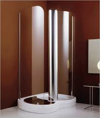 Bathroom Shower Kit by Bathroom Design Awesome Glass Shower Stall Kits With Silver