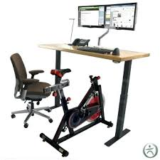 Under The Desk Bicycle Desk Bike Sunny Health U0026 Fitness Exercise Desk Bike U2013 One