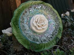 182 best flower plates for the yard images on pinterest glass