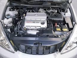 2005 lexus es330 sedan under the hood lexus es 330 u00272004 u201306
