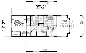 Park Model Homes Floor Plans Foley 11 X 35 Park Model Rv Floor Plan Factory Expo Park Models