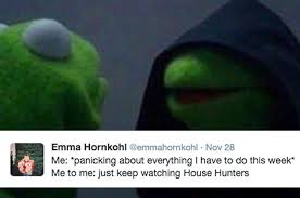 Meme Hunters - 32 tweets about house hunters that said exactly what you were thinking