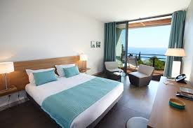 chambre vue sur mer les chambres chambre 25m vue mer balcon hotel rayol canadel